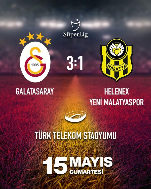 Galatasaray - Malatya
