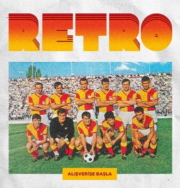 Galatasaray Retro Formalar